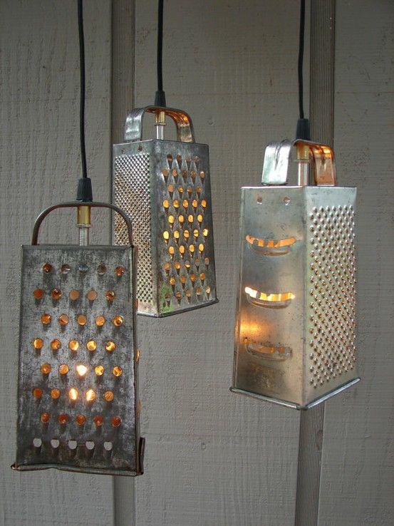 Необычные светильники своими руками фото 766