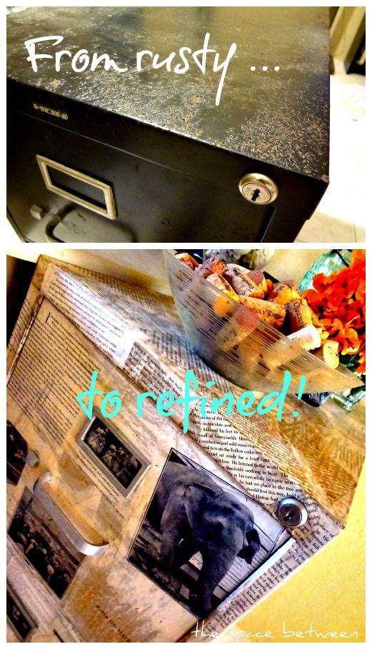 10-14 Декупаж старого шкафа своими руками фото: кухонный мастер-класс, как сделать оформление двери шкафчика