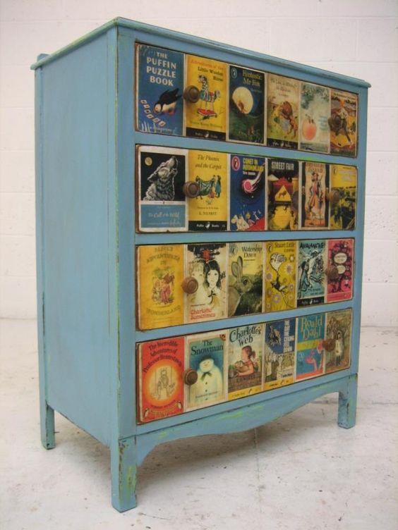 106-7 Декупаж мебели салфетками своими руками – способы, мастер-классы