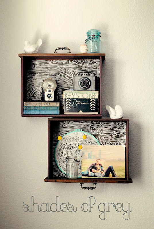 108-6 Декупаж мебели салфетками своими руками – способы, мастер-классы