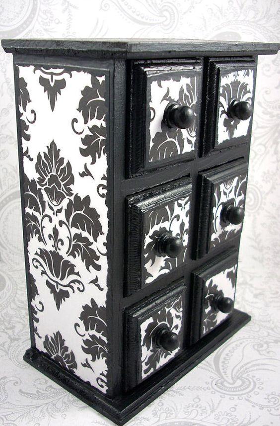 136-1 Декупаж мебели салфетками своими руками – способы, мастер-классы