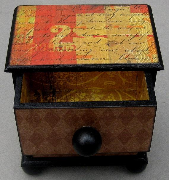 54-12 Декупаж мебели салфетками своими руками – способы, мастер-классы