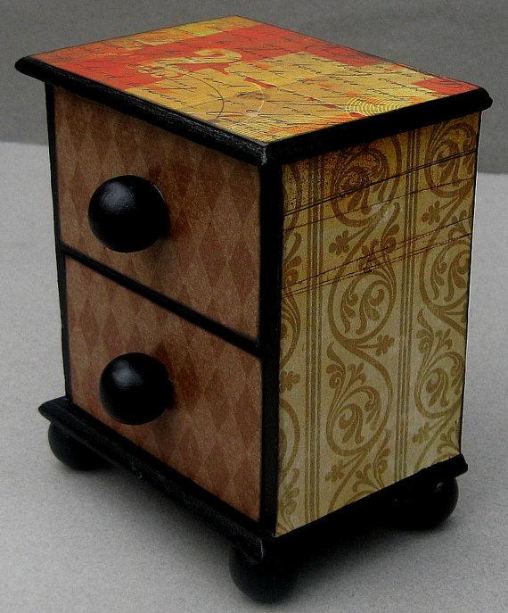 55-13 Декупаж мебели салфетками своими руками – способы, мастер-классы