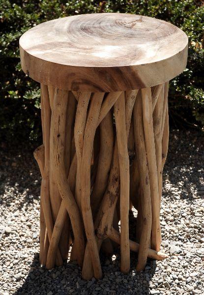 84230605140 wood pedestal stand