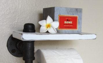 Необычные держатели для туалетной бумаги своими руками с фото
