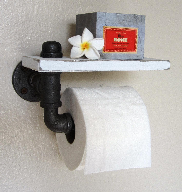 Держатель для туалетной бумаги: Необычные идеи дизайна