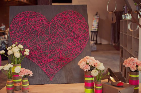 diy-string-heart