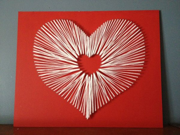 string-art-heart