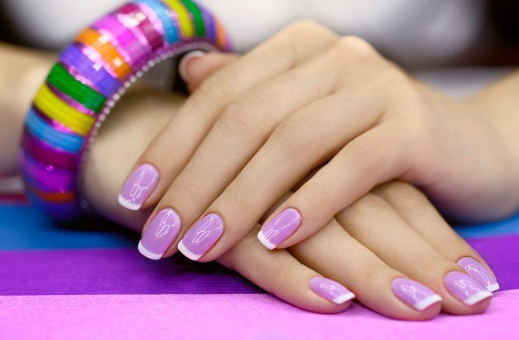 Дизайн ногтей весна 2017