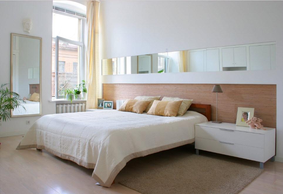 современный дизайн спальни 2018 2019 100 идей интерьера фото