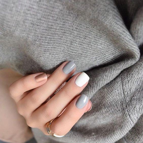 Современный дизайн ногтей 25 года: 25 модных идей на фото