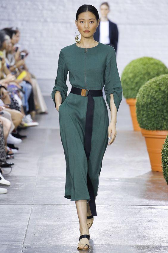 Стильные платья с этно нотками