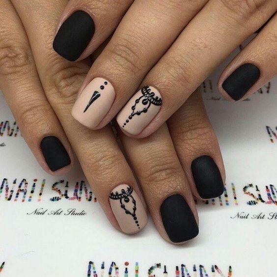 Фото новинки 2018 года: дизайн ногтей со стразами - Мой секрет 9