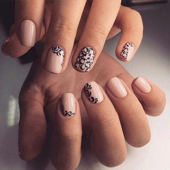 картинки гель лак на ногтях дизайн