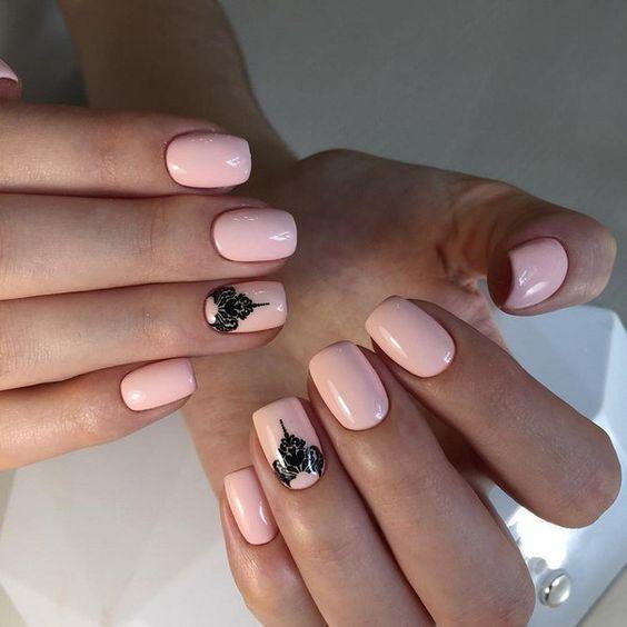 Мода 2017 дизайн ногтей