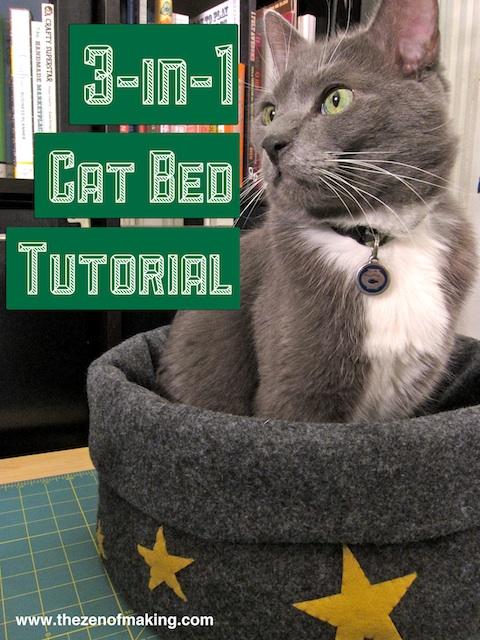 CatBedTutorialFinalTZoMText Как сделать домик для кота своими руками: 13 идей и мастер классов