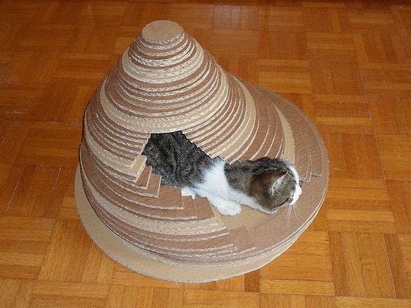 FB5JE6HHU4896CK.LARGE-min Как сделать домик для кота своими руками: 13 идей и мастер классов