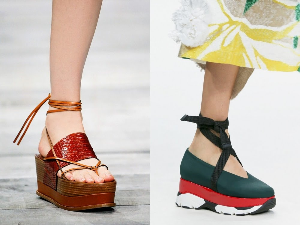 e55c6c75e Женская обувь ВЕСНА - ЛЕТО: 100+ модных новинок, тенденции фото
