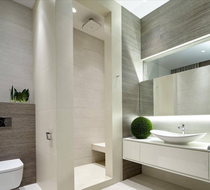 ванная комната дизайн фото маленькая с ванной