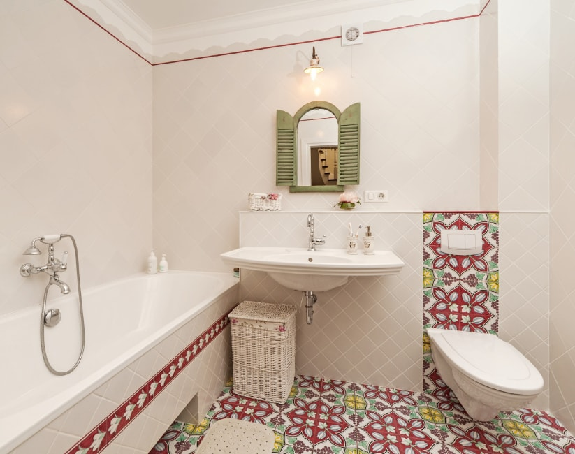 современный дизайн ванной комнаты 2017 года 100 лучших идей