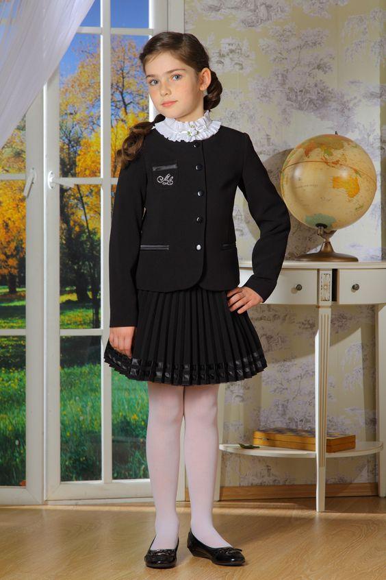 26fa0f85172 100 модны идей  школьная форма для девочек подростков на фото