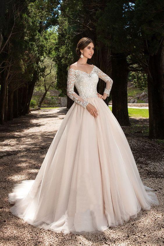 Образы невесты 2017