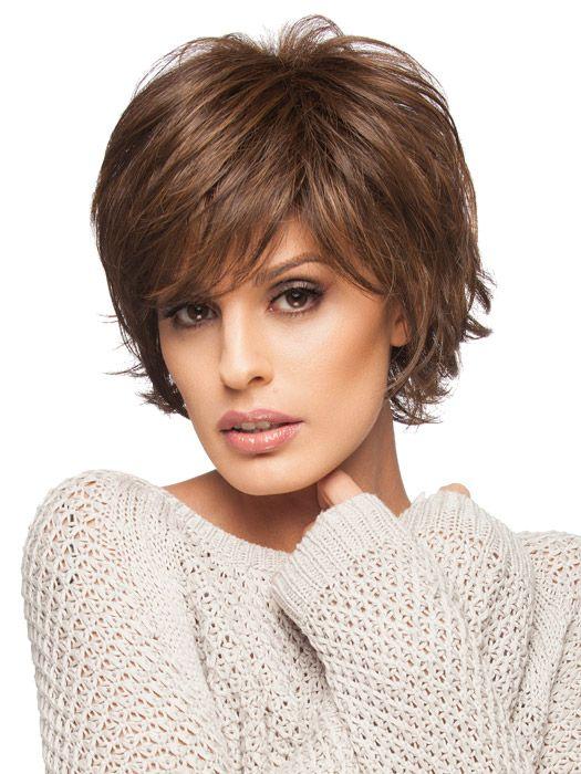 Короткие волосы каскад фото