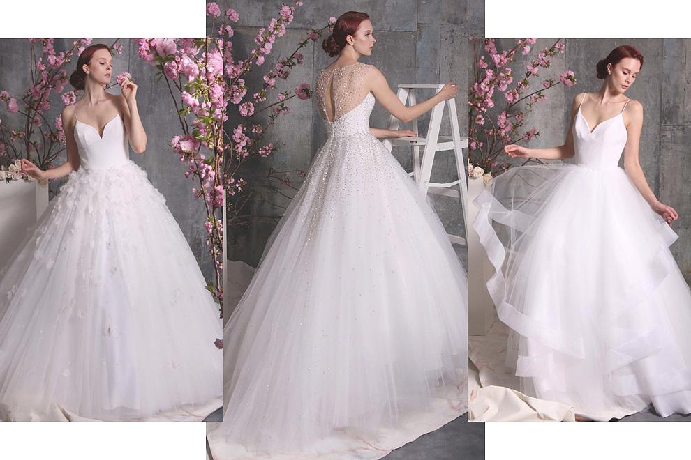 d13a9b5461e 100 лучших идей  Модные свадебные платья 2017 года фото