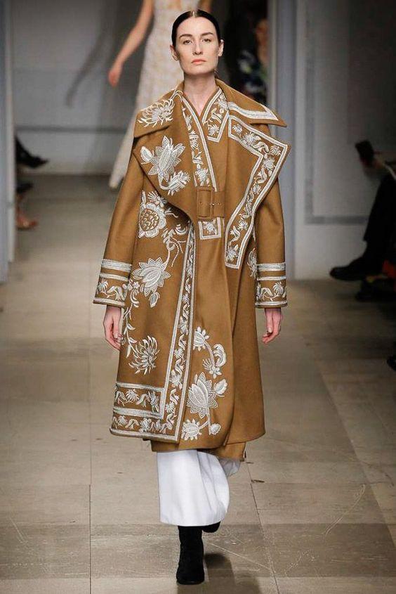 Модные пальто осень-зима