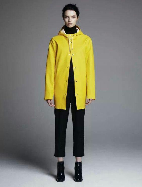 Модные тренды осени 2019: стильные зонты, дождевики, плащи и сапоги изоражения