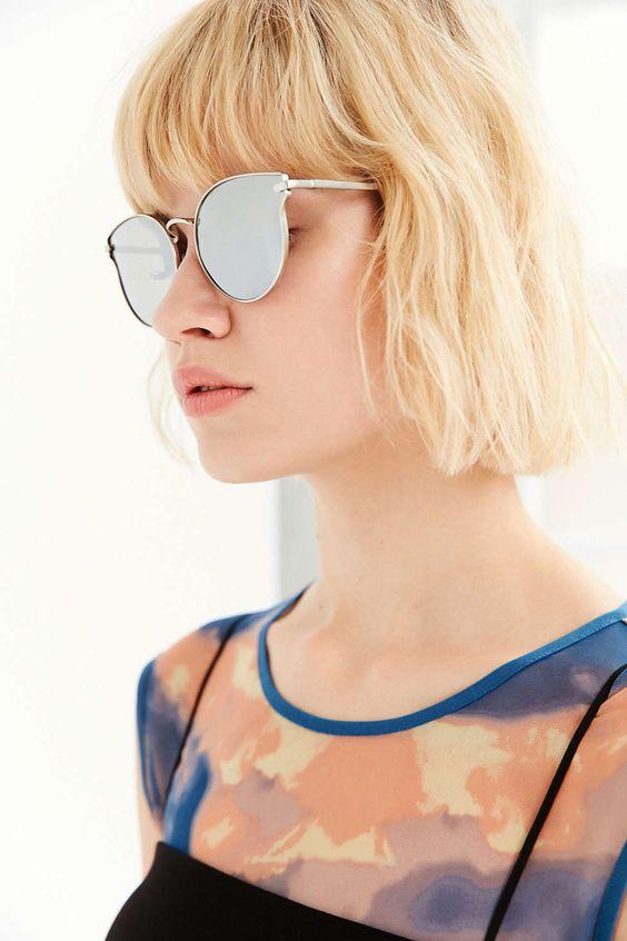 Женственные очки