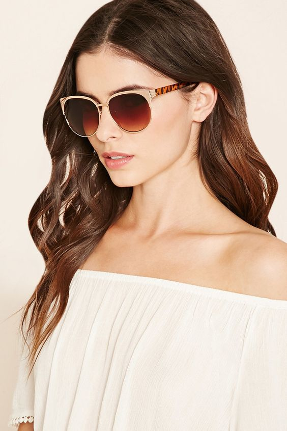 Элегантные солнечные очки