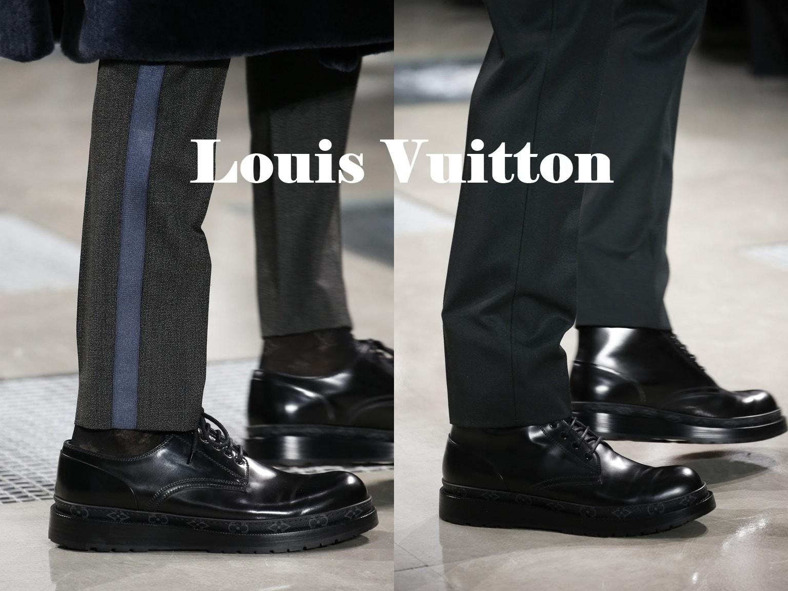мужские туфли Louis Vuitton