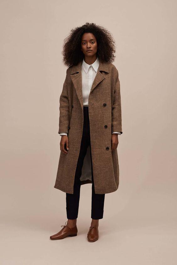 Пальто: классика 2017