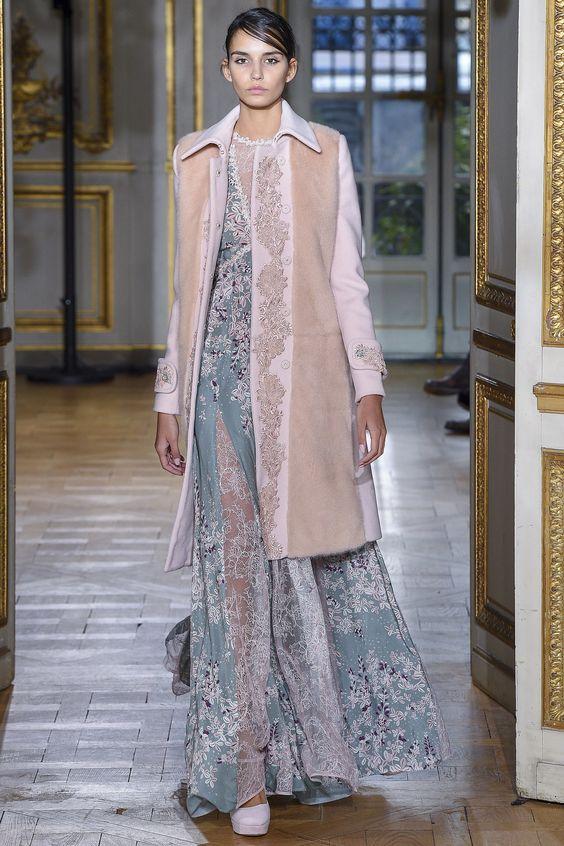 Модные пальто: новинки 2017