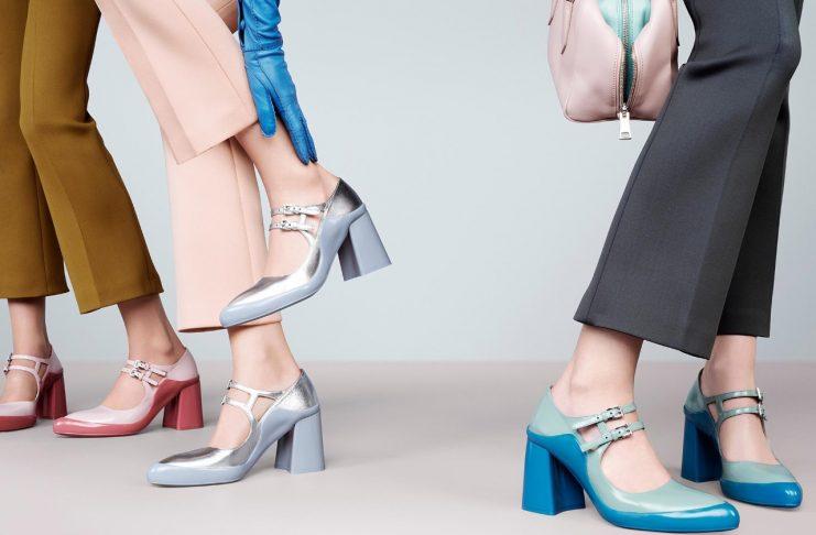 стильные туфли: тренды 2017