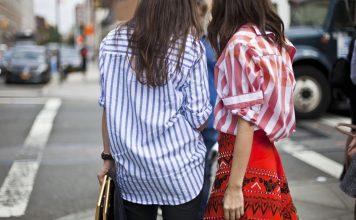 женские рубашки: мода 2017