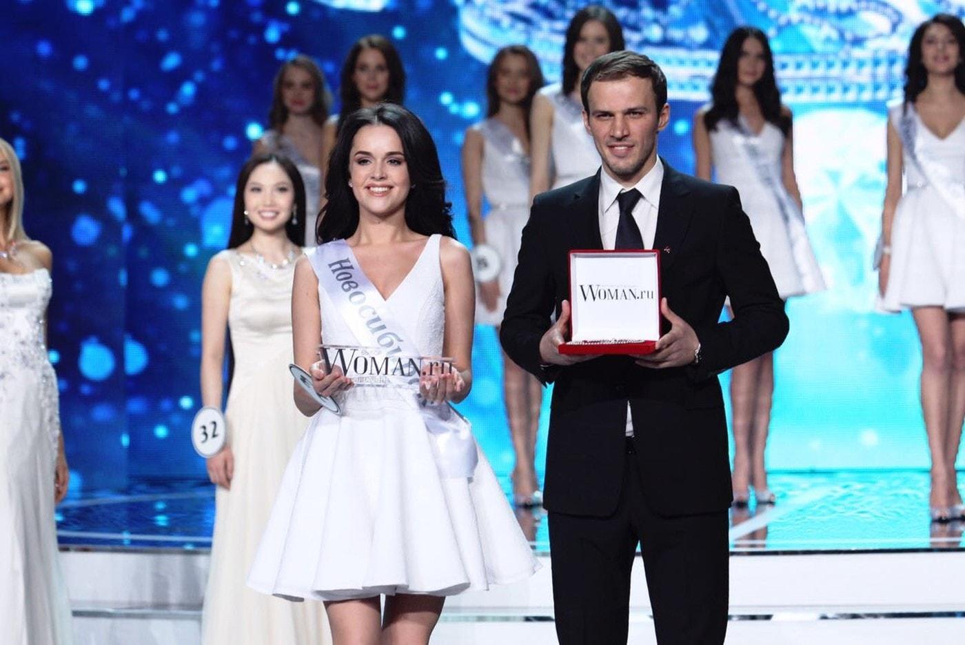 лидия молодцова на Мисс Россия 2017