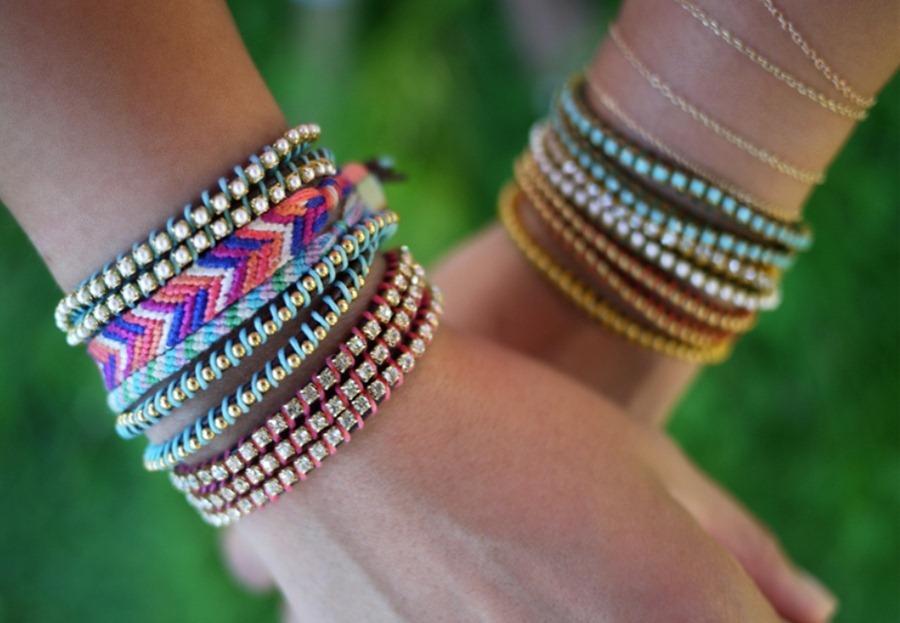100 лучших вариантов как плети браслеты из бисера со схемами