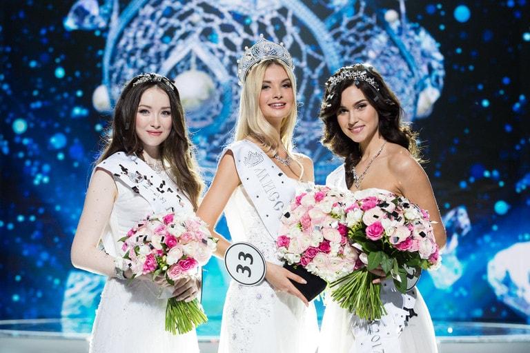 красавицы Мисс Россия 2017