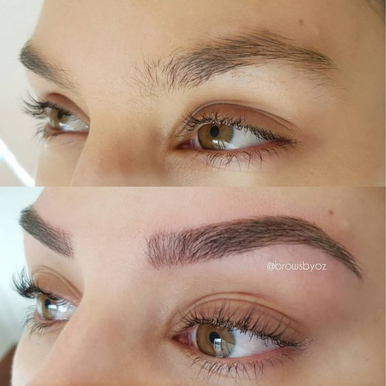 55 for 1 salon eyebrow embroidery