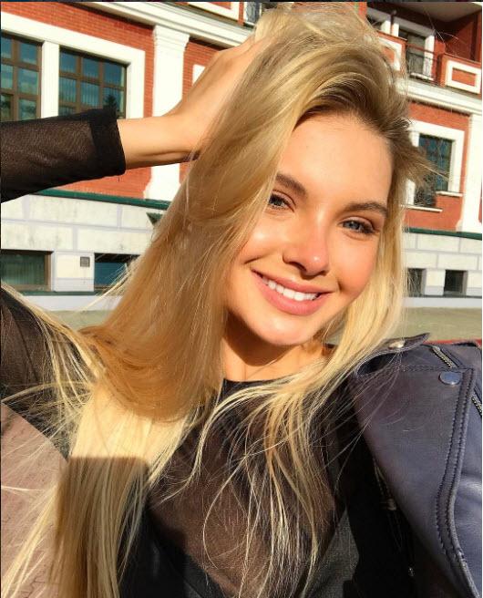 Полина Попова - победительница конкурса красоты 2017