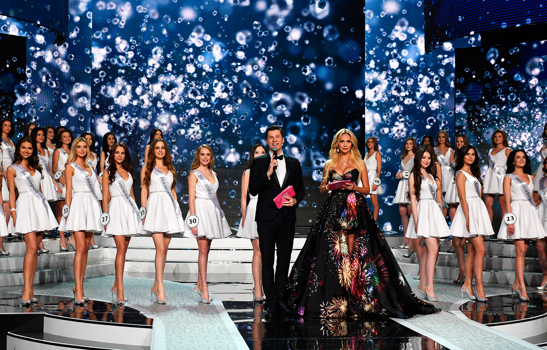 конкурс красоты Мисс Россия 2017