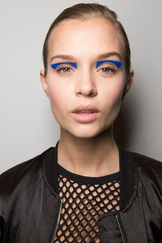 Какой макияж в моде 2017