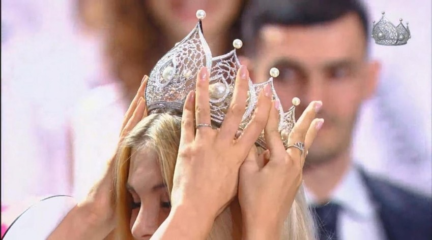 корона для победительницы Мисс Россия 2017