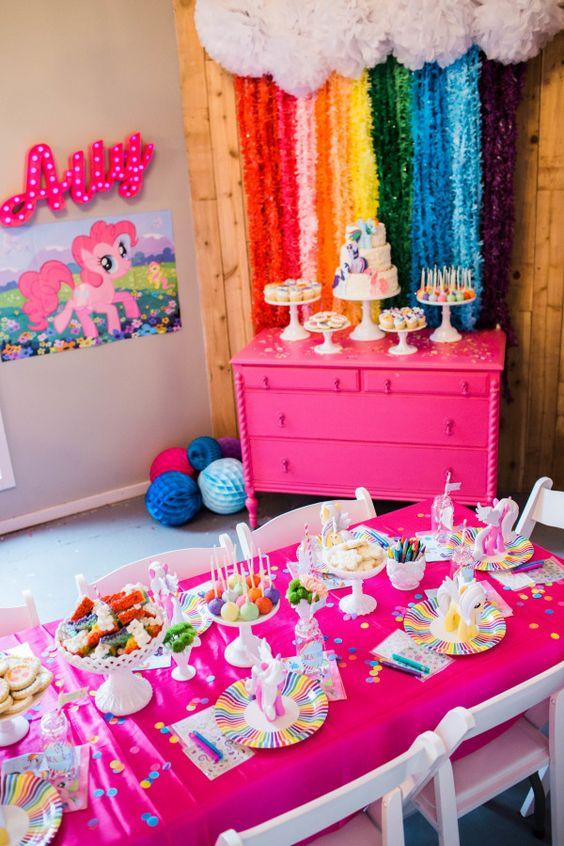 Как правильно украсить комнату на День рождения