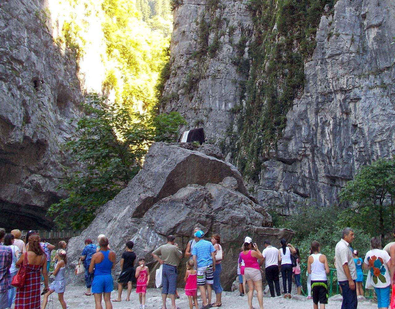 Абхазия экскурсии