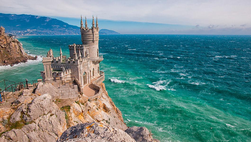 курорты в Крыму