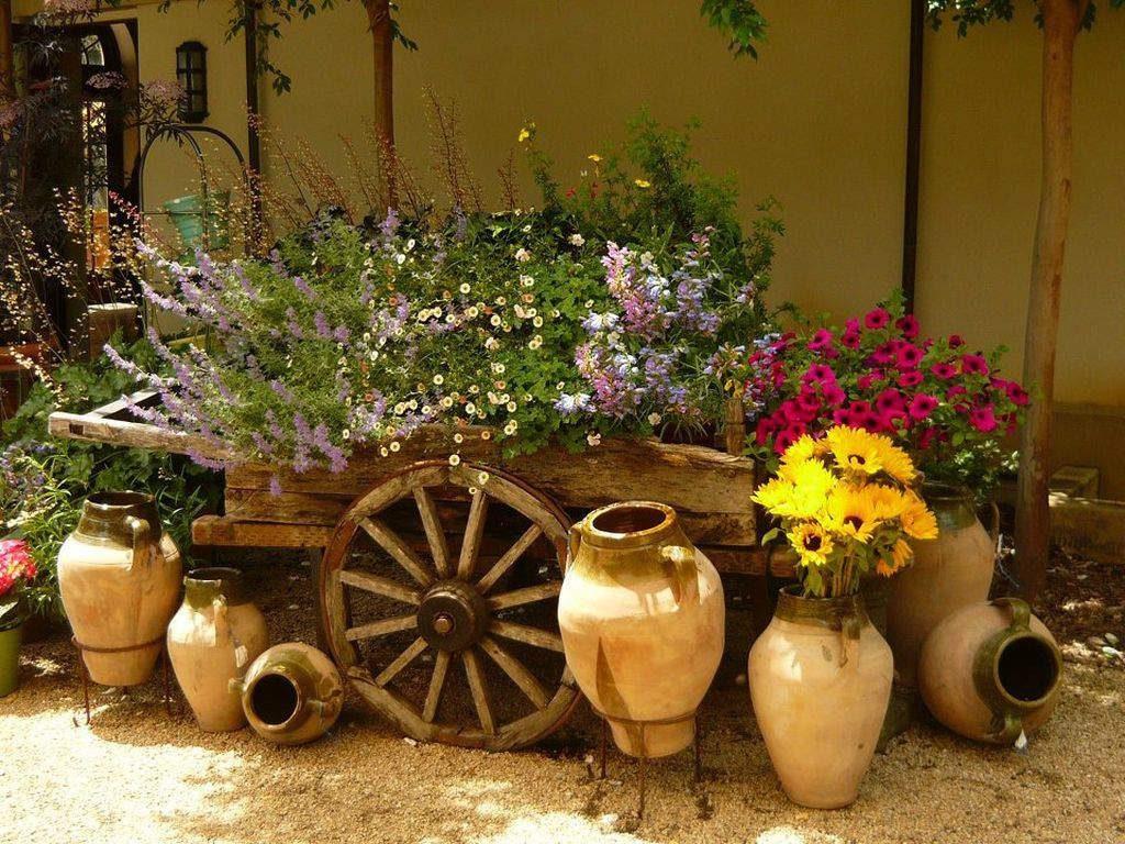 Идеи для сада и огорода своими руками: самые интересные и популярные!