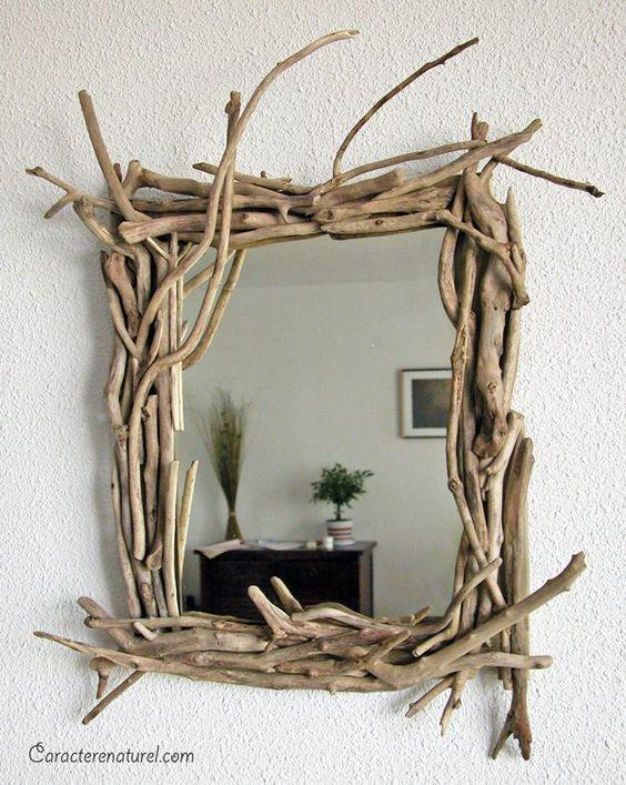 Рамка для зеркала из дерева своими руками фото 752